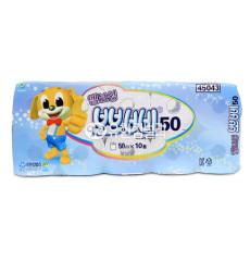 뽀삐® 두루마리 화장지 50m/45043